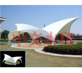 膜结构景观篷厂家