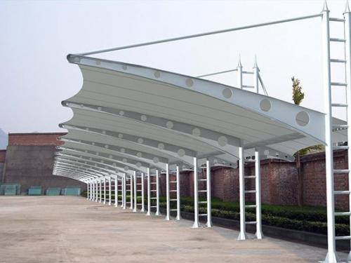 上海膜结构车篷厂家