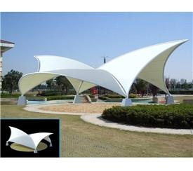 上海膜结构景观篷厂家